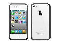 NEW Black Bumper Case Cover for Apple iPhone 4 4G UK