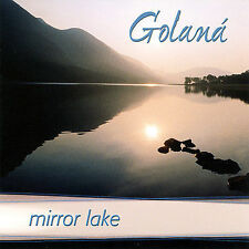 FREE US SH (int'l sh=$0-$3) ~LikeNew CD Golana: Mirror Lake