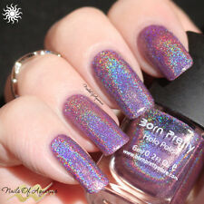 Born Pretty 6ml Holographic Holo Glitter Nail Polish Nail Hologram Varnish #11