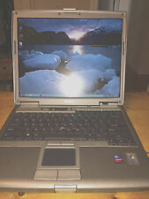 Dell D610 Laptop Windows XP Professional 2gb 80gb Serial Port