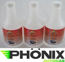 Gleitmittel für Reinigungsknete 3x500ml Lackreinigung Lackpolitur mit Sprühkopf