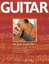 Guitar: An Easy Guide to Reading Music, Playing Your First Piece, Enjo-ExLibrary