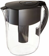 Brita Grand Water Filter Pitcher Black 10 Cup NEW