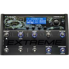 TC-Helicon VoiceLive 3 Extreme Live/Studio Vocal Effects Floor Processor