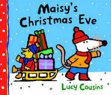 Maisy's Christmas Eve by Lucy Cousins (Hardback, 2003)