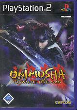 Onimusha-Dawn of Dreams (Playstation 2)