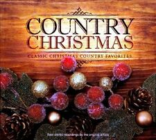 Country Christmas [Digipak] by Country Christmas (CD, Sonoma Entertainment)