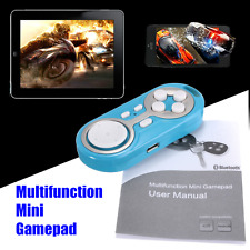 Mini Wireless Bluetooth Game Controller Gamepad For IOS Android iPhone Tablet PC