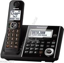 Panasonic KX Cordless Phone DECT 6.0 Telephone Answering System Machine1 Handset