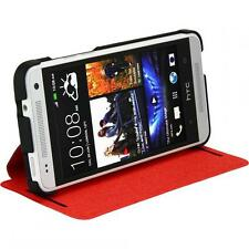 FUNDA DOUBLE DIP FLIP HTC ORIGINAL HC V851 PARA ONE MINI M4 601s 601e 601s TAPA