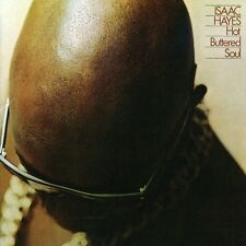 Hot Buttered Soul - Isaac Hayes (2009, CD NEUF) Deluxe ED.