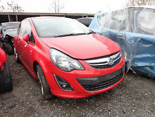 VAUXHALL CORSA D SRI 1.2 PETROL 2012 O/S ELECTRIC WIING MIRROR BREAKING/PARTS