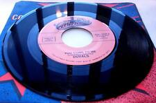 The Duvals You Come To Me b/w Ooo-Wee Baby 1956 Doowop 45rpm Reissue Unplayed NM