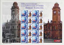 AUSTRALIEN - 2006 AUSTRALIA GPO CLOCK AND CHIMES HOBART TASMANIA UHR UHRTURM BOG
