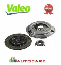 VALEO - NEW 3 PIECE CLUTCH KIT FITS TOYOTA RAV 4 2.0 D-4D 4WD