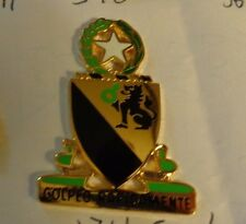 CREST DI, 124TH CAVALRY REGIMENT ,TEXAS ARMY NATIONAL GUARD S 38 HM