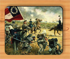 AMERICAN CIVIL WAR ART PAINTING MOUSE PAD -gus6Z
