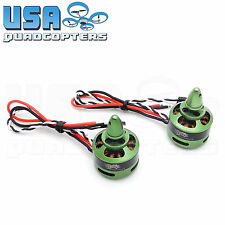Set of 2 Multistar Elite 2205 2350kV Brushless Motor Built-In 30A ESC (CW) (CCW)