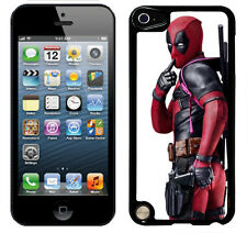 Deadpool Film case fits ipod touch 5 & 6 6th 5th gen cover protective (6) apple