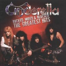 Cinderella - Rocked Wired & Bluesed: Expanded Greatest Hits CD  [NEW]  BON JOVI