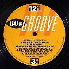 12 INCH DANCE:80S GROOVE 3 CD  30 TRACKS  NEU ROCHELLE/CHANGE/LARRY WU/+