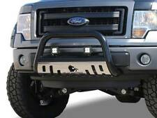 01-05 Explorer Sport Trac Black w/ SS Skid Plate Bull Nudge Bar Bumper Guard