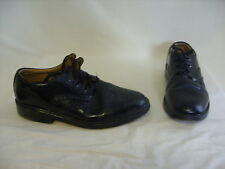 Mens Shoes - Thistle Shoes, size 9, black, leather, brogues, resoled/heeled 3253