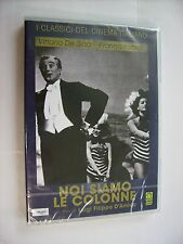 NOI SIAMO LE COLONNE - DVD SIGILLATO PAL - VITTORIO DE SICA - FRANCO FABRIZI