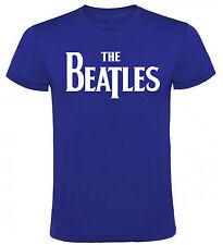 Camiseta The Beatles Hombre varias tallas y colores a098
