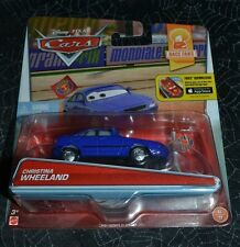 DISNEY PIXAR CARS CHRISTINA WHEELAND 6/9 RACE FANS WITH FREE DOWNLOAD