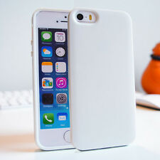 Soft Slim Skin Silicone Gel TPU Bumper Cover Case for iPhone 6 5S 5 5C 4 4S NEW