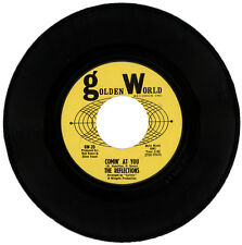 "THE REFLECTIONS  ""COMIN' AT YOU c/w POOR MAN'S SON""   NORTHERN SOUL / MOTOWN"