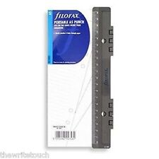 Filofax A5 Portable Hole Punch (B340119) - Brand New