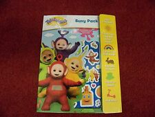 CBeebies Teletubbies busy pack, ideal stocking filler.New in sealed pack.