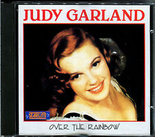 JUDY GARLAND - OVER THE RAINBOW - CD ALBUM 14 TRACKS
