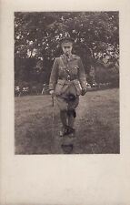 WW1 Officer Cheshire Regiment Ramsey Isle of Man