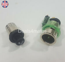 OEM 98AG15K047AC PLUG & SOCKET CIGARETTE LIGHTER FOR FORD FOCUS MK I 1998-2004