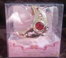 Sailor Moon Miniaturely Tablet 3 Sailor V Compact (Silver Crystal Toy)