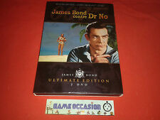 007 JAMES BOND CONTRE DOCTEUR DR NO ULTIMATE EDITION COLLECTOR 2 DVD