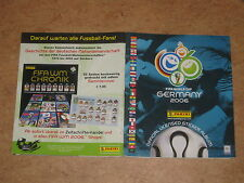 "Panini: ""World Cup Germany 2006 WM 2006"" komplett+ in 1a Mint-Quality"