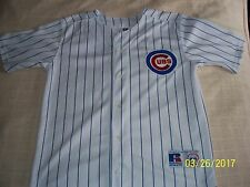 VTG Sammy Sosa Chicago Cubs YOUTH Large 14/16 baseball jersey Great condition!