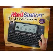 Vintage CIDCO DET1 MAIL STATION Fortified YAHOO EMAIL ANYWHERE Laptop PC Travel