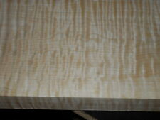 """5/4+ EXTREME CURLY TIGER MAPLE    lumber   39"""" x 6 1/4"""" x 1 1/4+"""""""