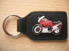 Schlüsselanhänger Kawasaki GPZ 500 / GPZ500 rot red Art 0014 Porte Cle llavero