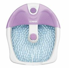 Conair FB3 Foot Bath Spa Tub Acupressure Messager with Heat Vibrating Portable