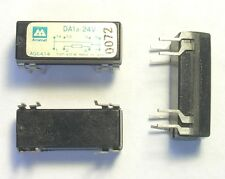 Aromat DA1a-24V Relay Thin-Line Low Profile DIP Reed DA Relay NOS