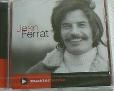MASTER SERIE /VOL.1 - FERRAT JEAN (CD) BEST OF NEUF SCELLE