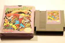 NINTENDO  NES BOULDER DASH  GAME  (GAME + BOX)   PAL