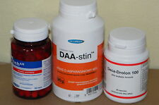 INH-AR + DAA-stin + Deca Drolon Testosterone Booster Mass Gain Set