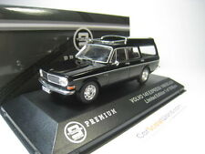 VOLVO 145 EXPRESS 1969 1/43 TRIPLE9 (BLACK)